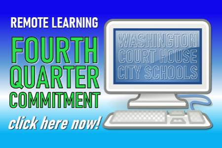 Remote Learners 4th Quarter Commitment