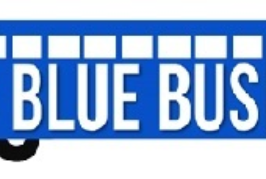 The Big Blue Bus