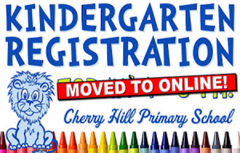 Kindergarten Registration 2020-2021