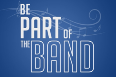 be part of the band