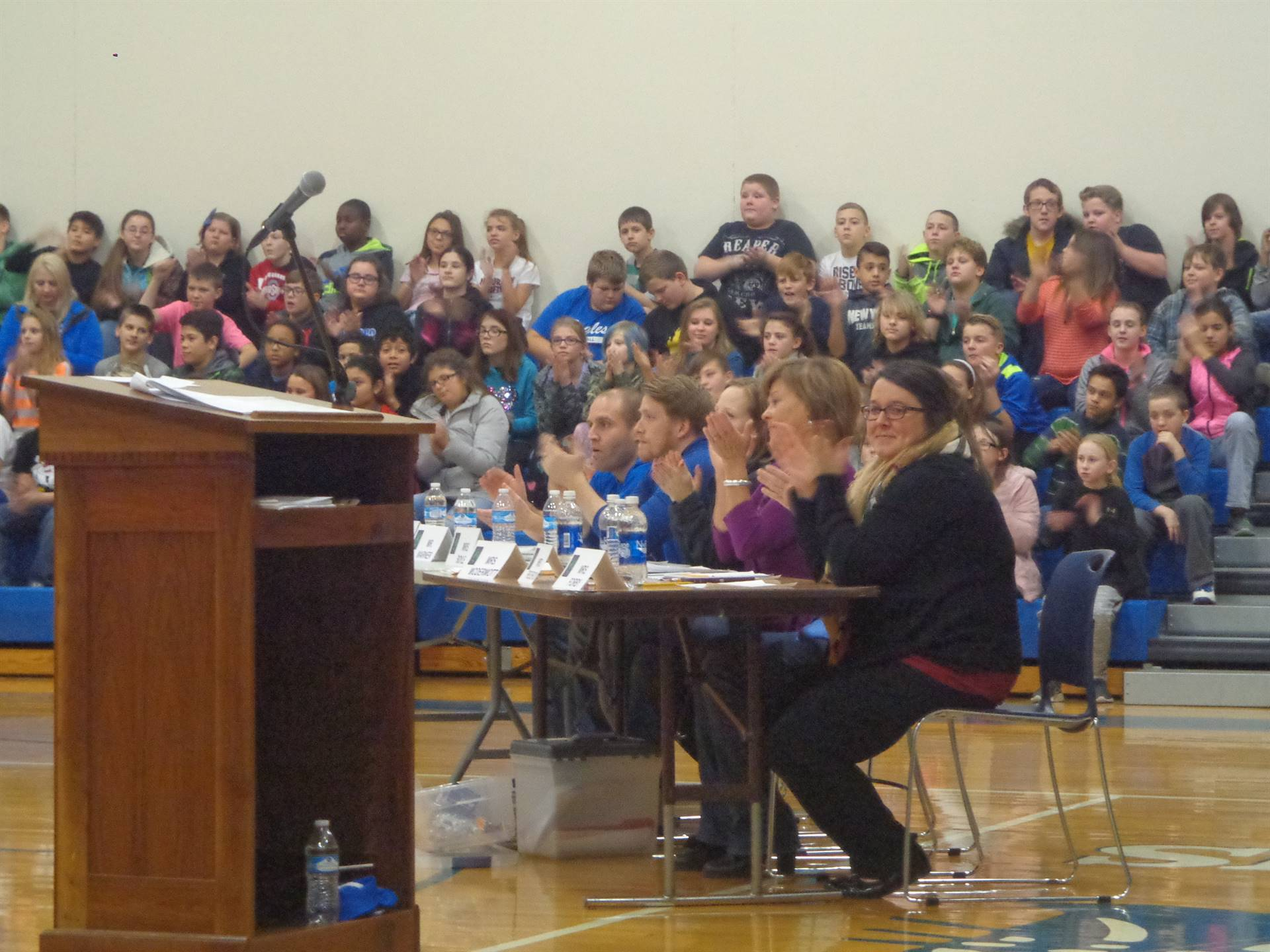 Geography Bee / WMS