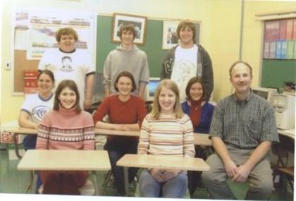 Research History Class Washington High School