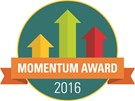 WMS granted the 2016 Momentum Award