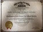 2015 Audit Award